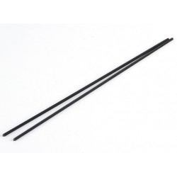 M2.5 All Thread Rod 300mm (2 pieces)