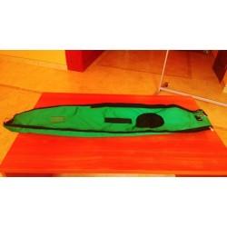 Чехол к яхте класса F5-M/Marblehead (Зеленый) / Boat cover for F5-M/Marblehead class (Green)