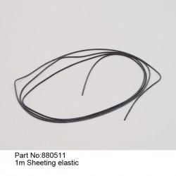 1 м Резинка для шкотов/1m Sheeting elastic