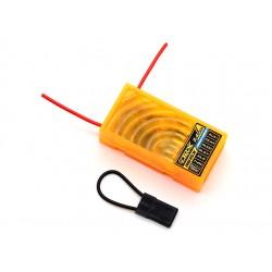 OrangeRx R615X Spektrum/JR DSM2/DSMX Compatible 6Ch 2.4GHz Receiver w/CPPM